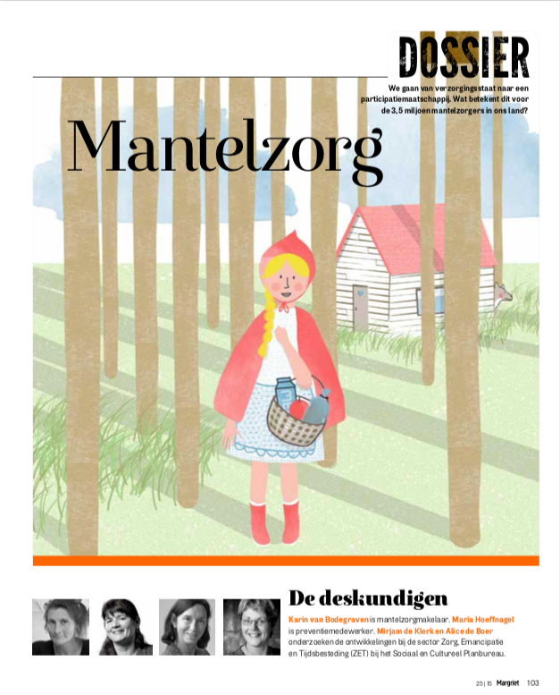 Dossier over Mantelzorg